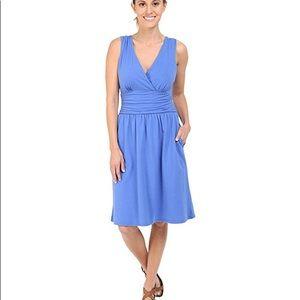 The North Face® Heartwood Dress coastline blue XL